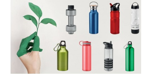 Borracce: la tua scelta green